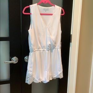 Cupcakes and Cashmere Romper New